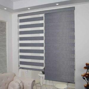 rèm cửa sổ chống nắng phòng ngủ