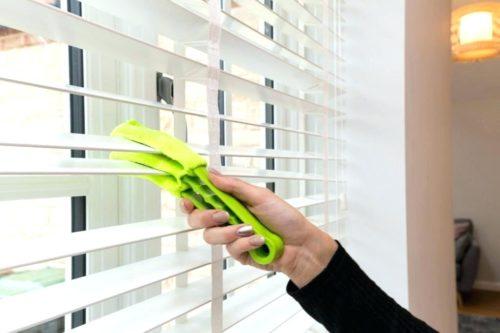 Cách vệ sinh rèm cửa tại nhà bằng máy hút bụi - WINART