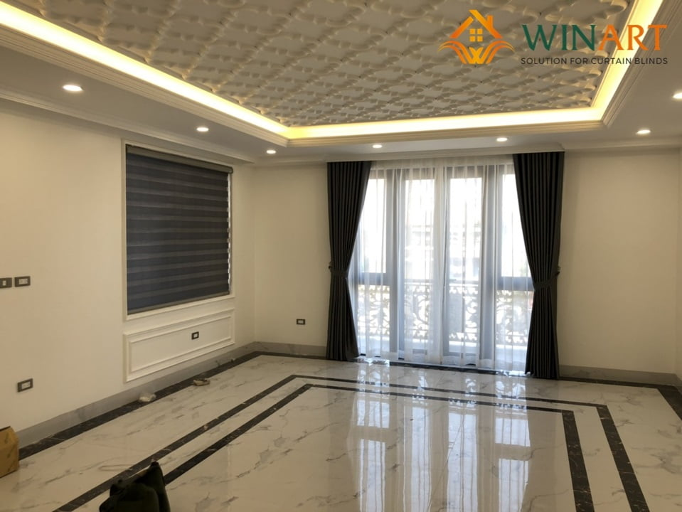 Rèm cửa WinArt tại 211 Bạch Mai