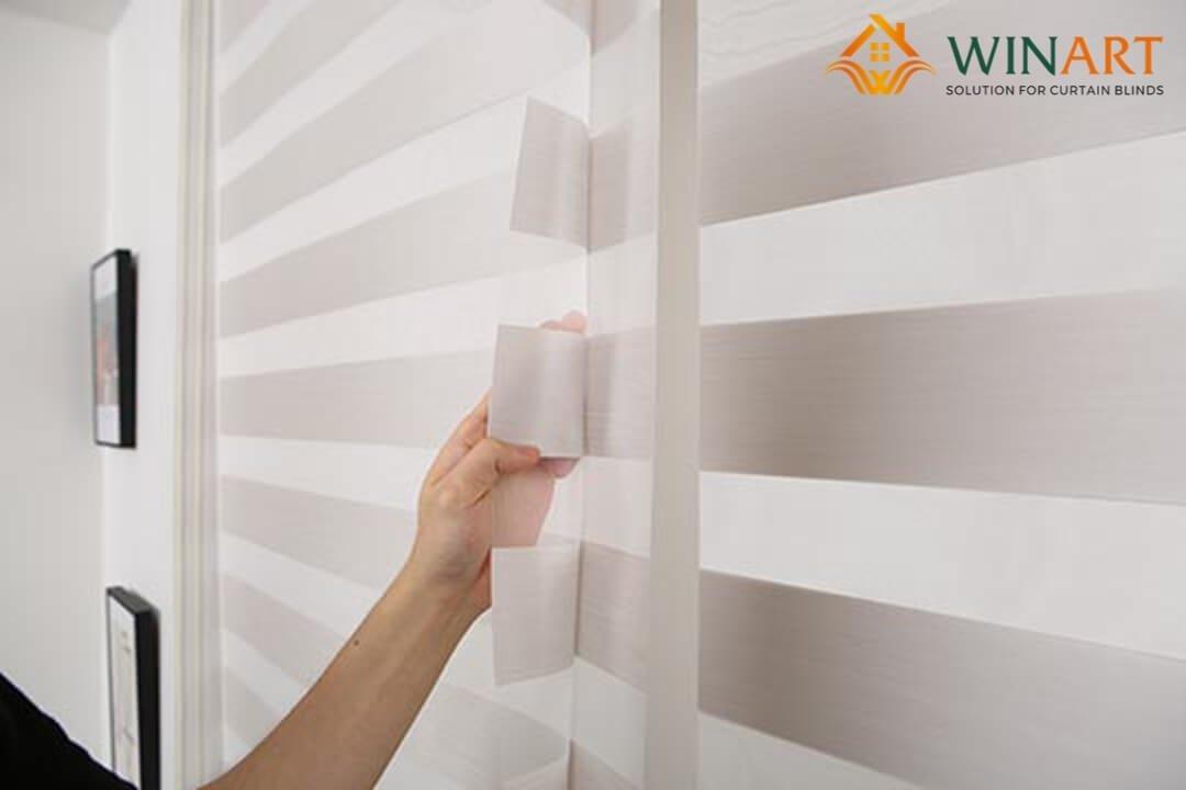 Sử dụng loại vải 100% Polyester có độ bền cao