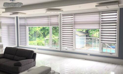Các kiểu rèm cửa sổ đẹp 2020