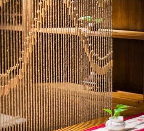 mua rèm hạt gỗ giá rẻ mà đẹp ở đâu Hà Nội