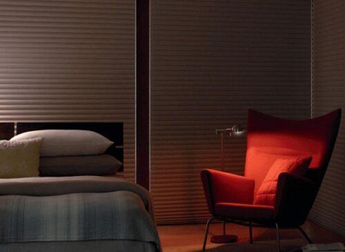 Cản sáng tốt là tiêu chí không thể thiếu được trong các bộ rèm cửa cho khách sạn