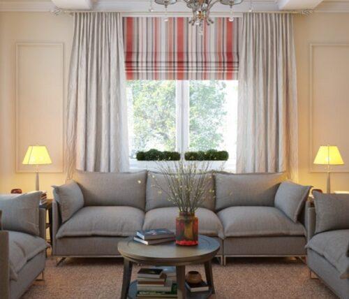Không thể phủ nhận những ưu điểm vượt trội làm nên sự phổ biến và nét đẹp của rèm cửa xếp lớp