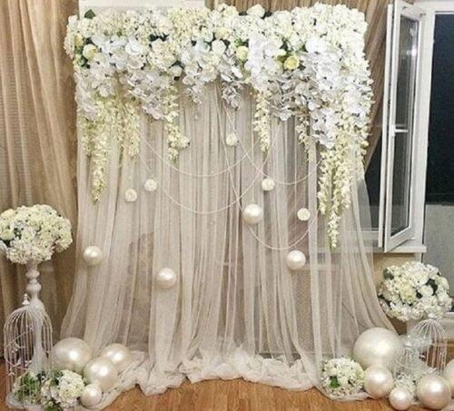 Mẫu phông cưới đơn giản nhưng ấn tượng