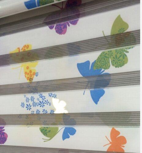 Đây là mẫu vải rèm phù hợp cho phòng trẻ em. Hoa văn sinh động và rực rỡ.