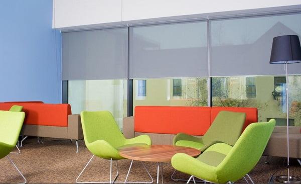 Rèm cuốn văn phòng có ý nghĩa như thế nào. Làm thế nào có thể chọn được rem van phong giá rẻ mà vẫn đẹp và ưng ý