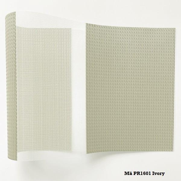 Rèm cầu vồng Pure mã PR1601 Ivory